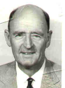 John Hammond at Goromonzi School in 1960.