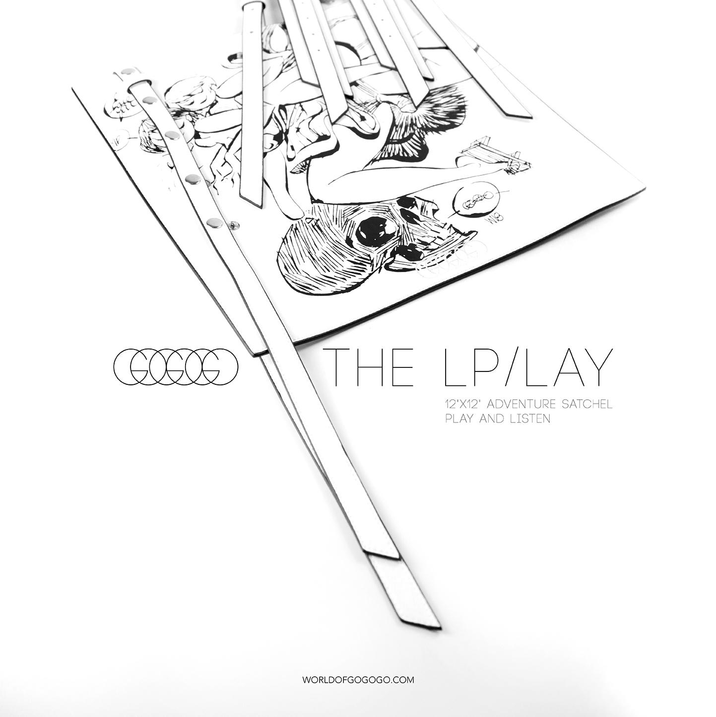 THE LP/LAY ADVENTURE BAG