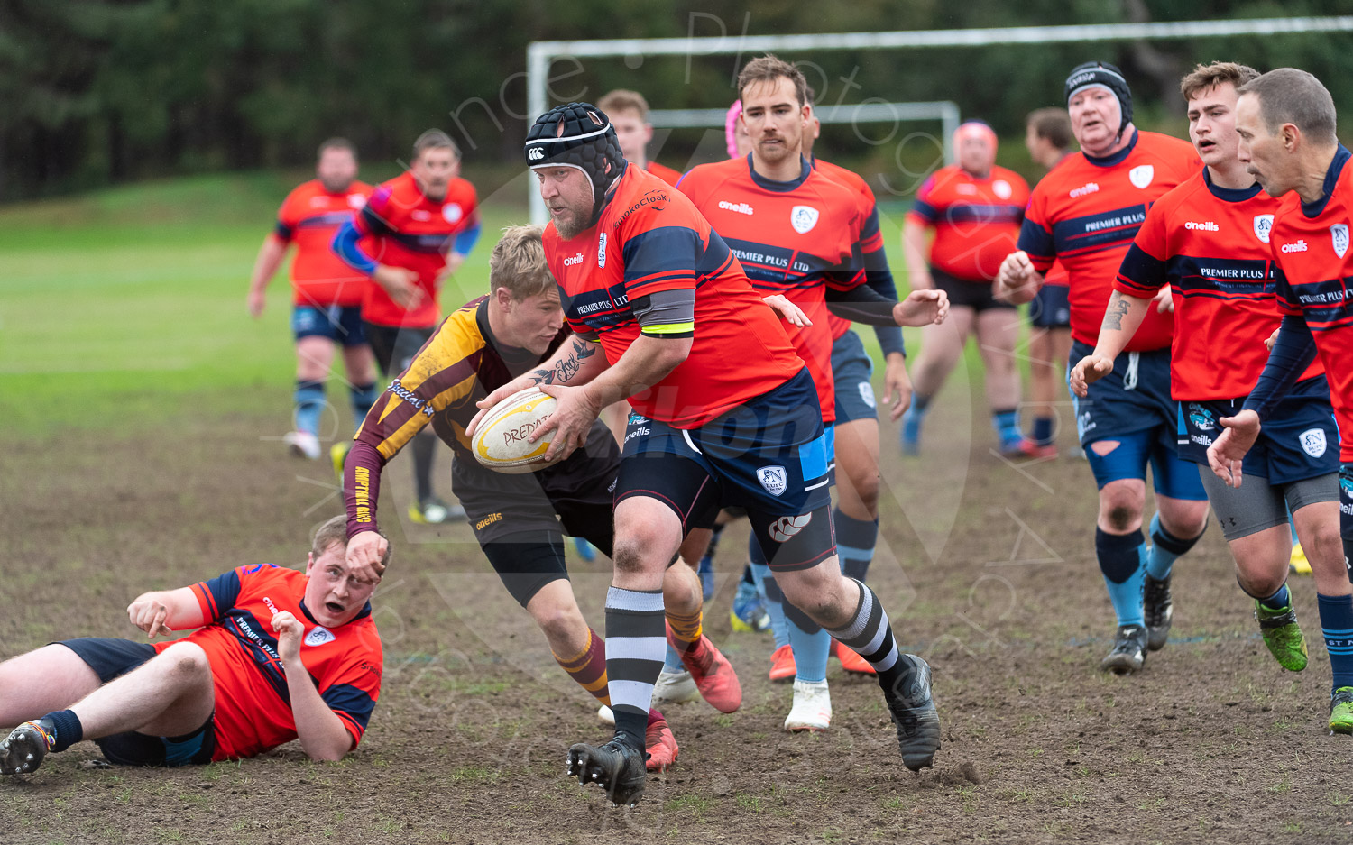 20181027 Amp Extras vs St Neots 2nd XV #2154