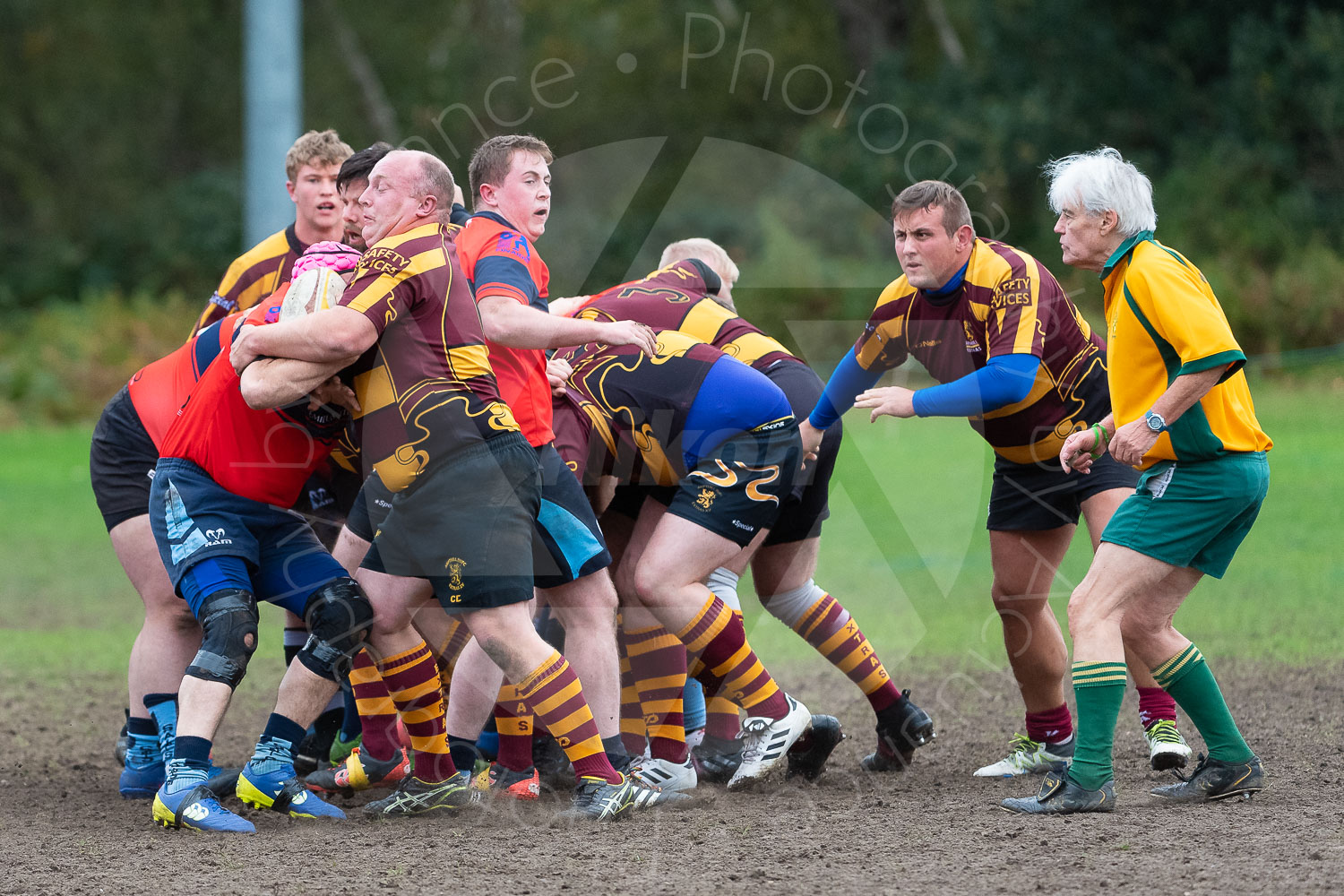 20181027 Amp Extras vs St Neots 2nd XV #2162
