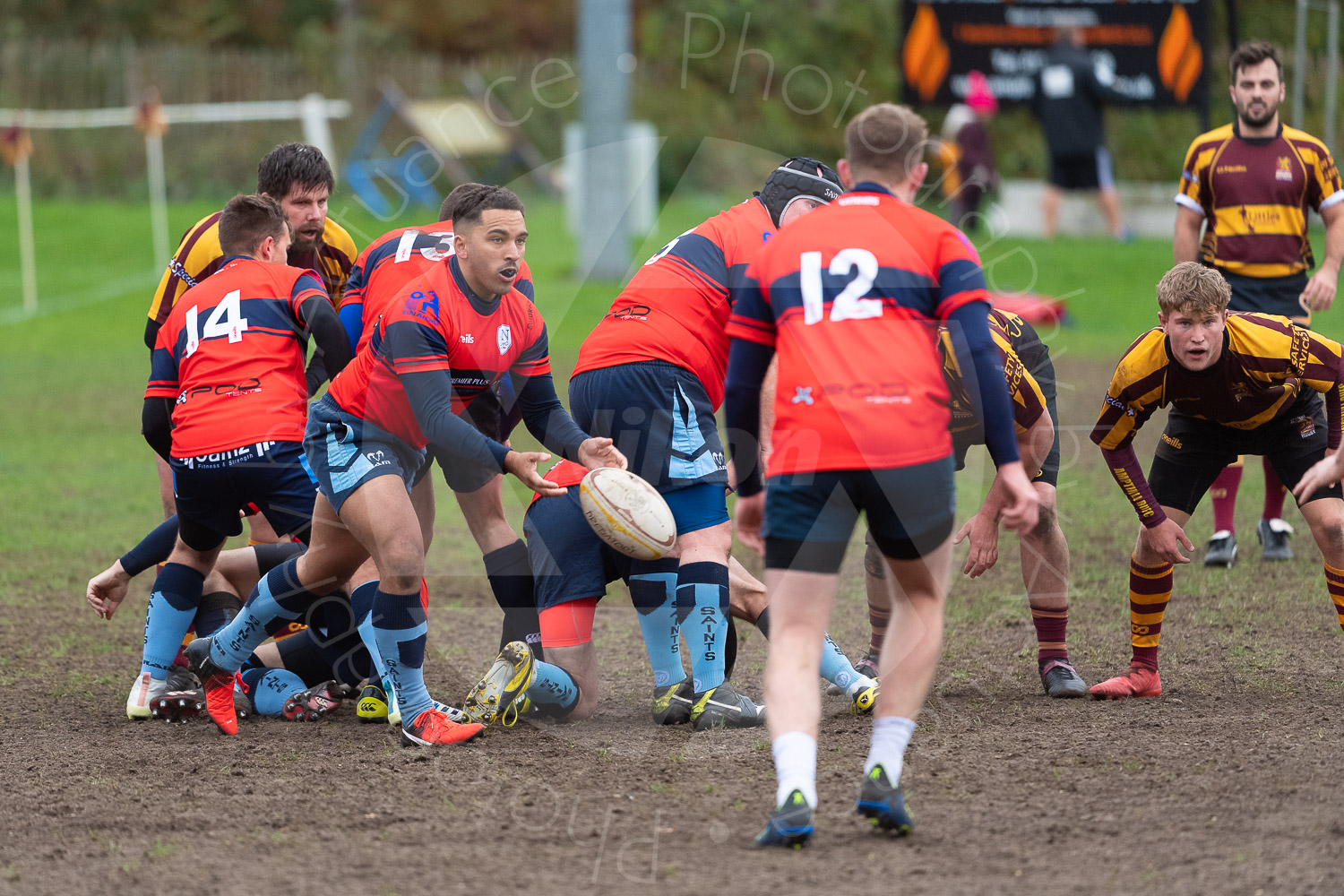 20181027 Amp Extras vs St Neots 2nd XV #2168