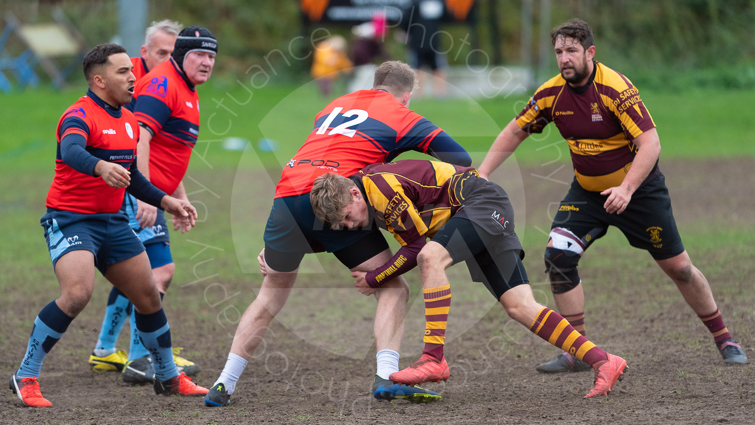 20181027 Amp Extras vs St Neots 2nd XV #2172