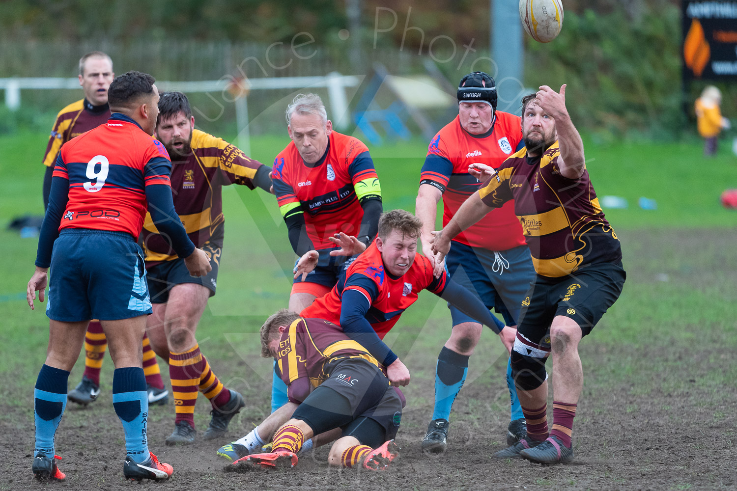 20181027 Amp Extras vs St Neots 2nd XV #2173