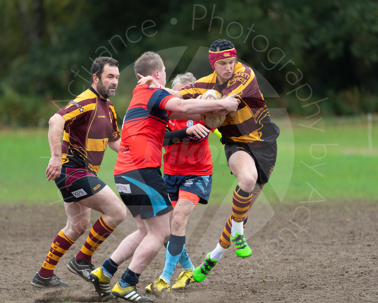 20181027 Amp Extras vs St Neots 2nd XV #2187