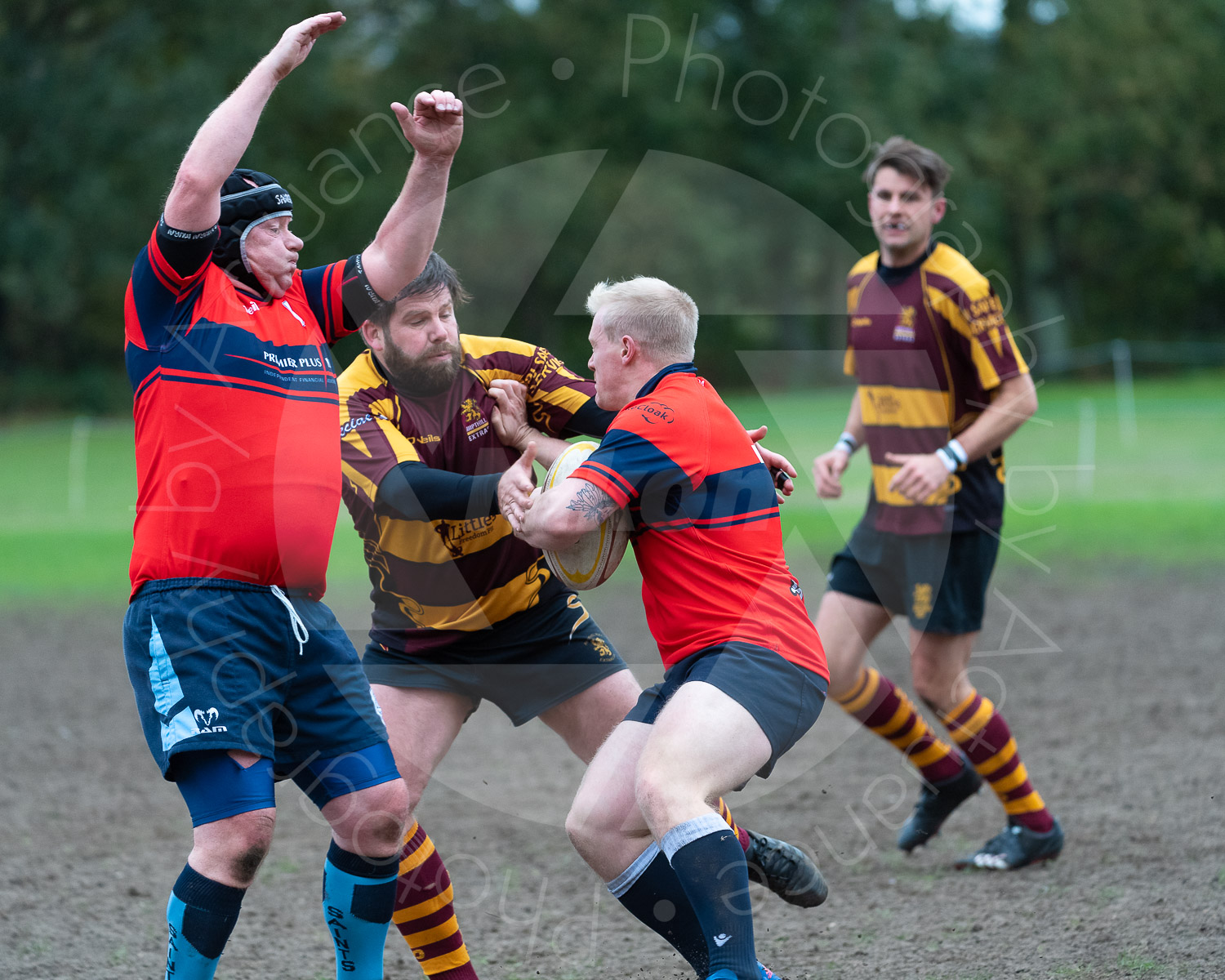 20181027 Amp Extras vs St Neots 2nd XV #2202