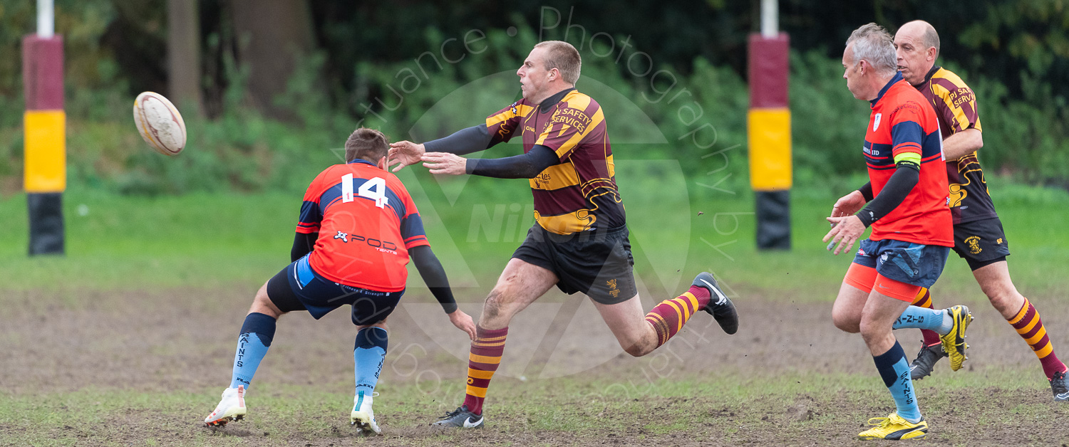 20181027 Amp Extras vs St Neots 2nd XV #2209
