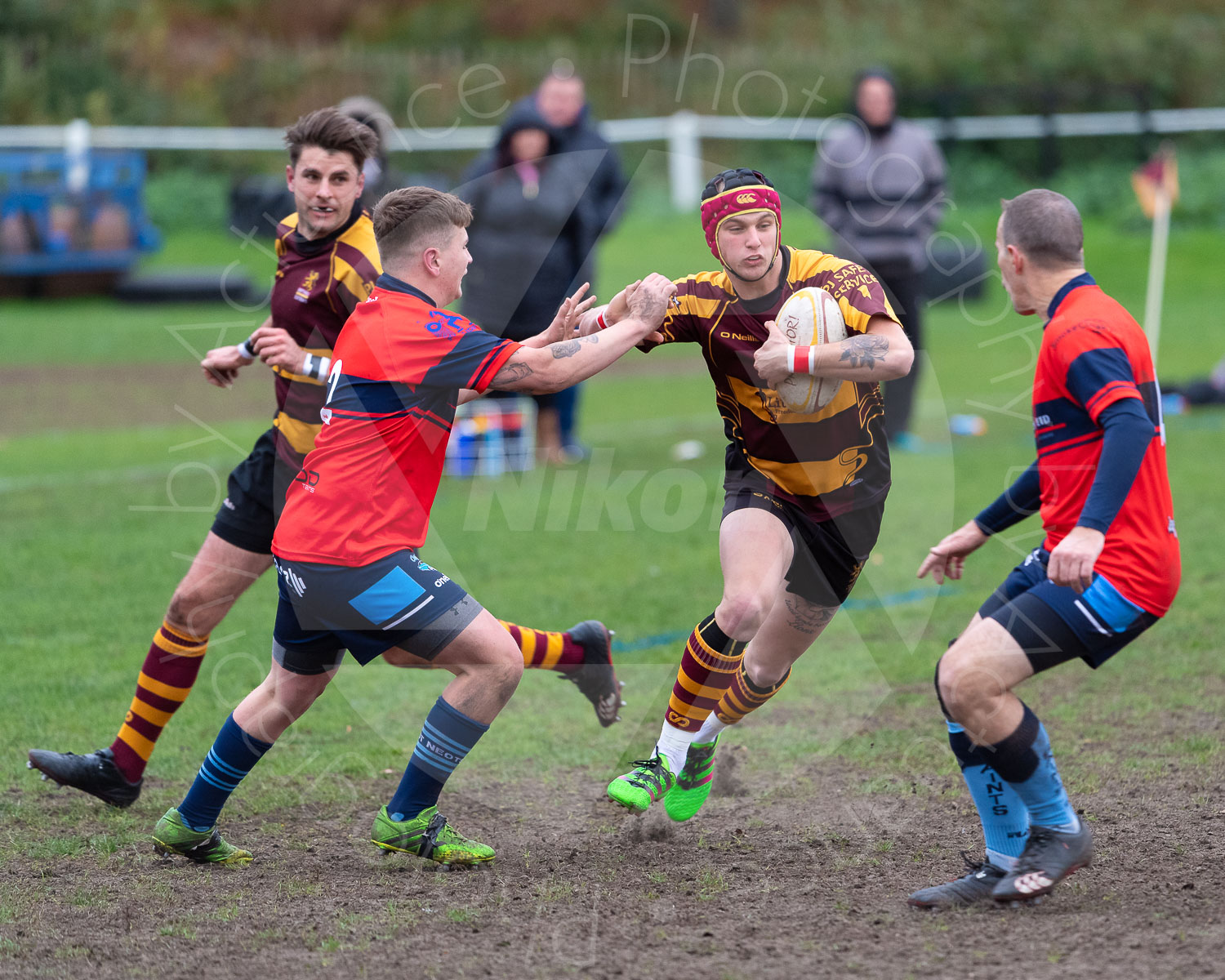 20181027 Amp Extras vs St Neots 2nd XV #2214
