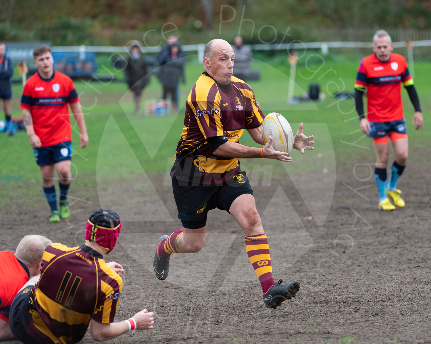 20181027 Amp Extras vs St Neots 2nd XV #2219