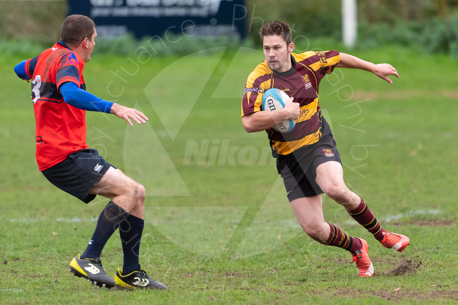 20181027 Amp Extras vs St Neots 2nd XV #2225