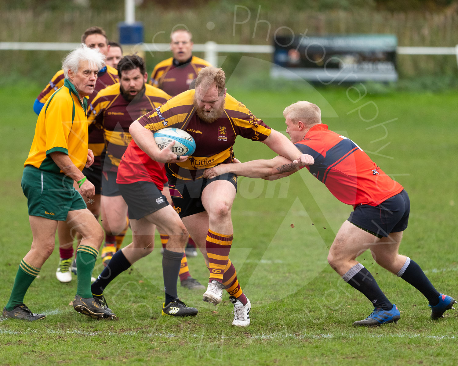 20181027 Amp Extras vs St Neots 2nd XV #2231