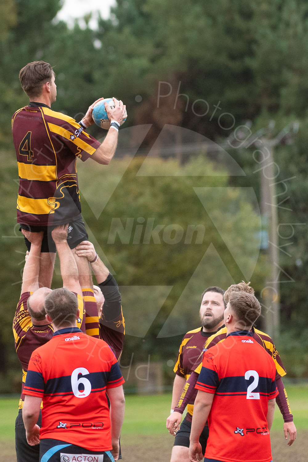 20181027 Amp Extras vs St Neots 2nd XV #2255