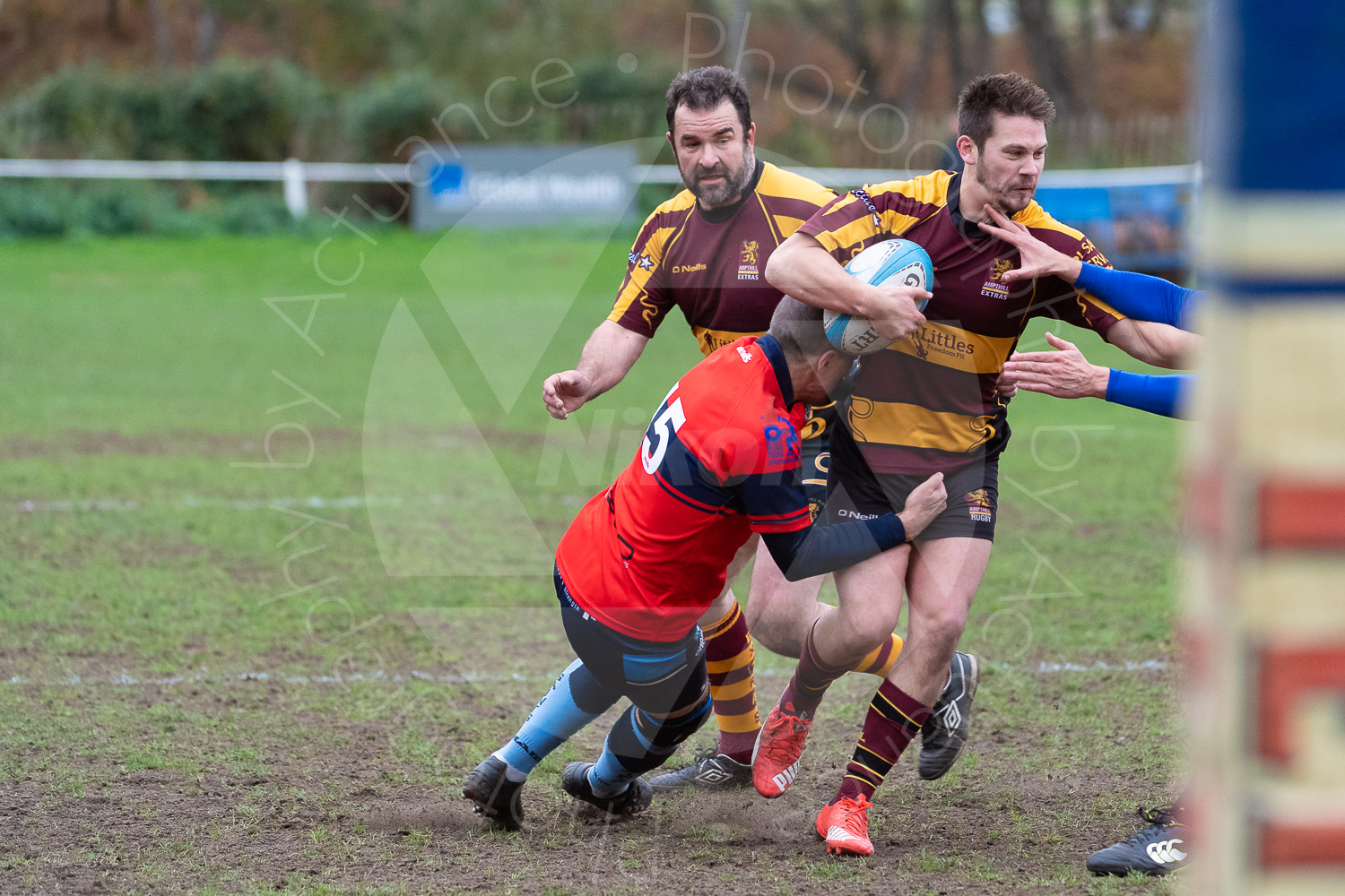 20181027 Amp Extras vs St Neots 2nd XV #2261