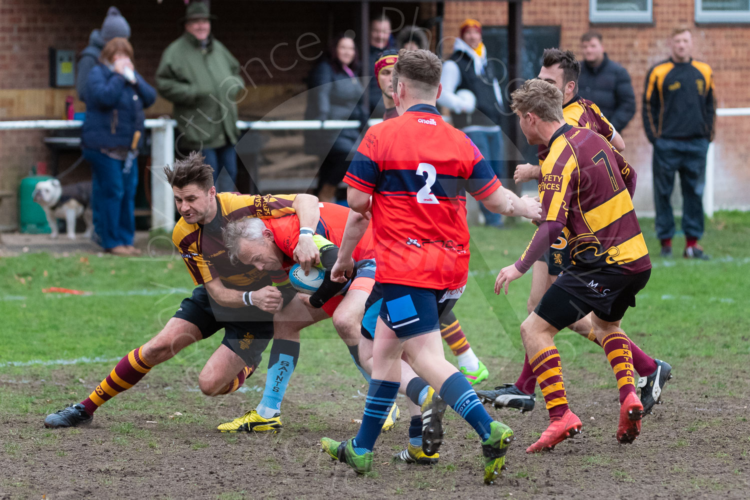 20181027 Amp Extras vs St Neots 2nd XV #2264