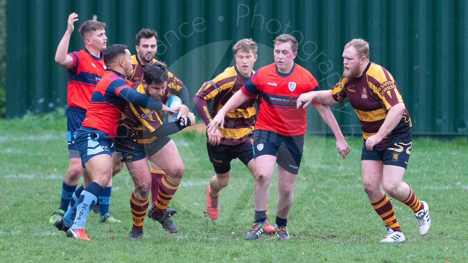 20181027 Amp Extras vs St Neots 2nd XV #2279