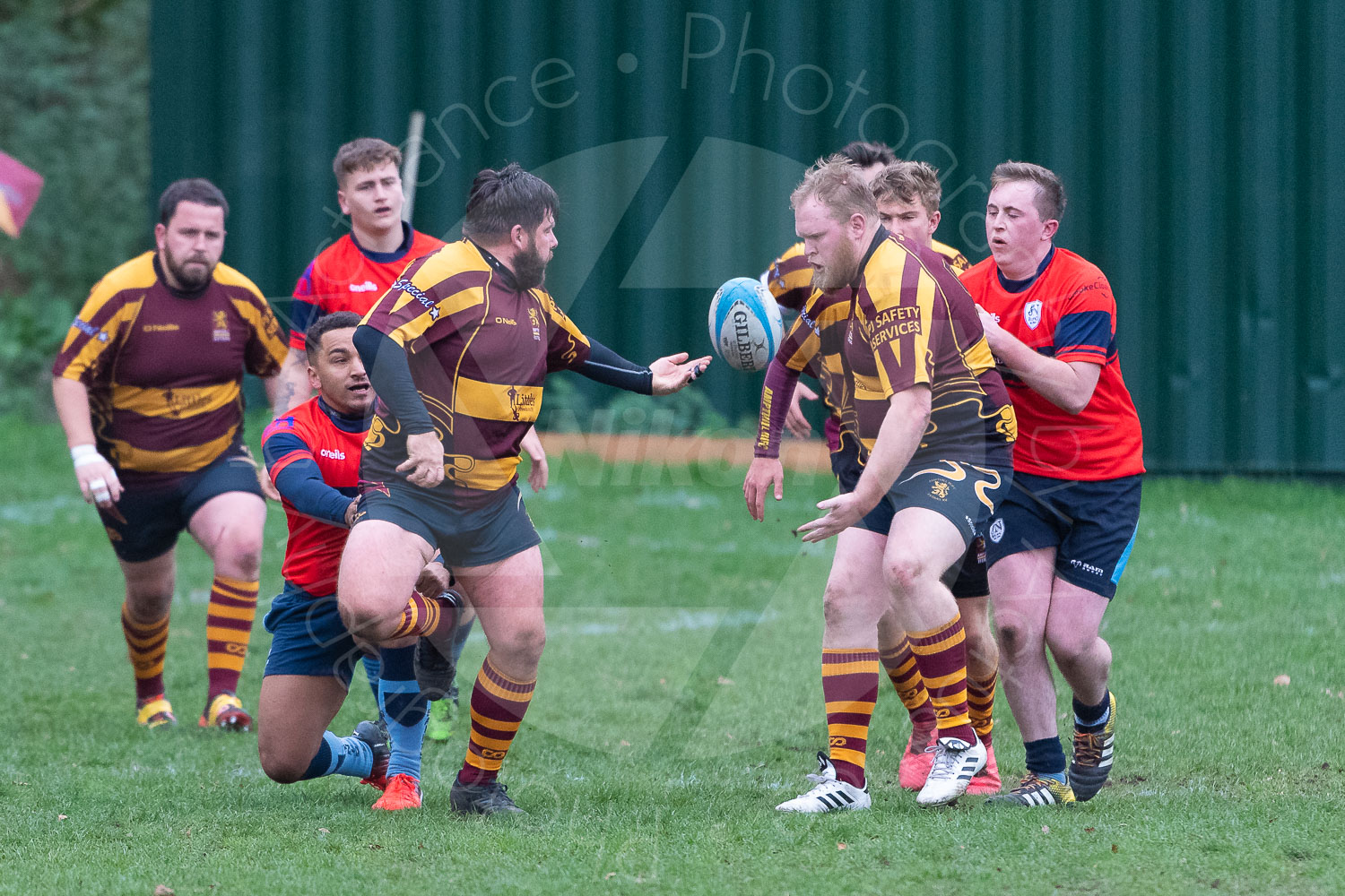 20181027 Amp Extras vs St Neots 2nd XV #2281