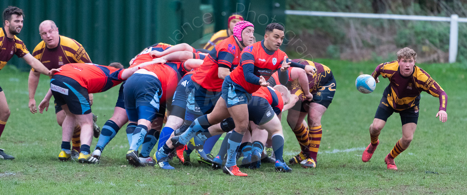 20181027 Amp Extras vs St Neots 2nd XV #2299