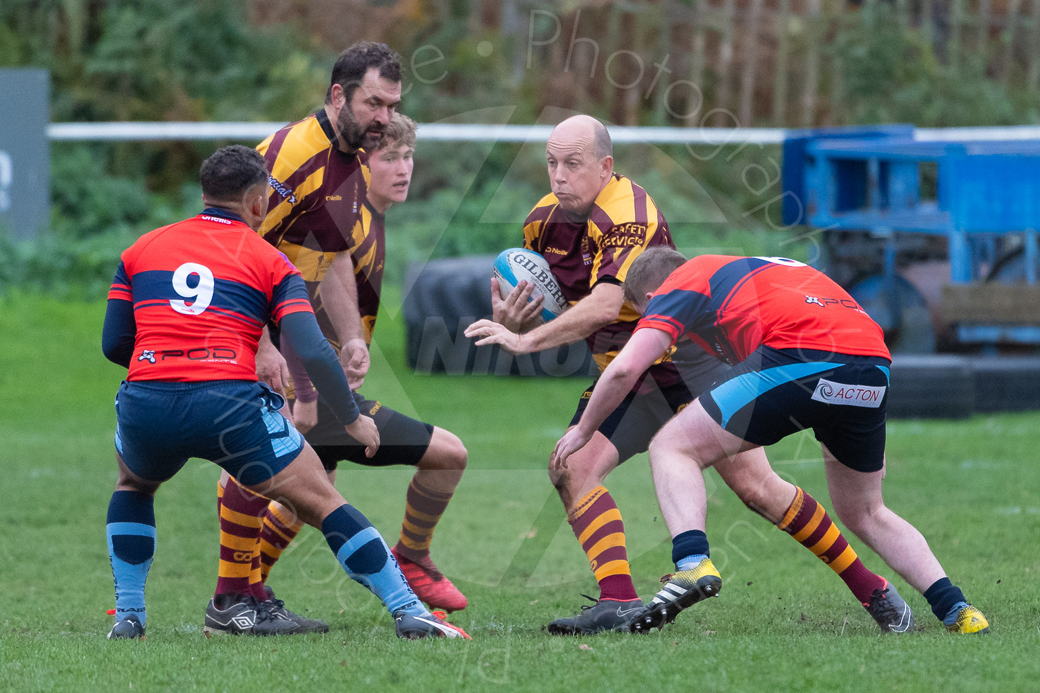 20181027 Amp Extras vs St Neots 2nd XV #2304
