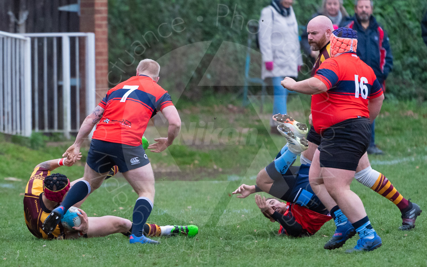 20181027 Amp Extras vs St Neots 2nd XV #2311