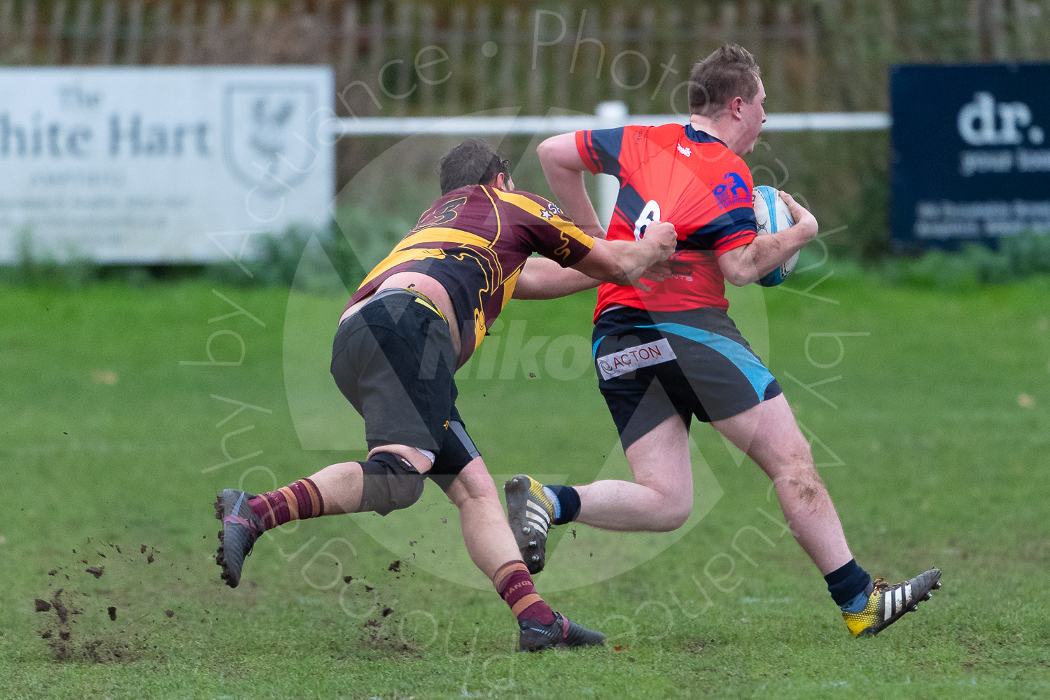 20181027 Amp Extras vs St Neots 2nd XV #2315