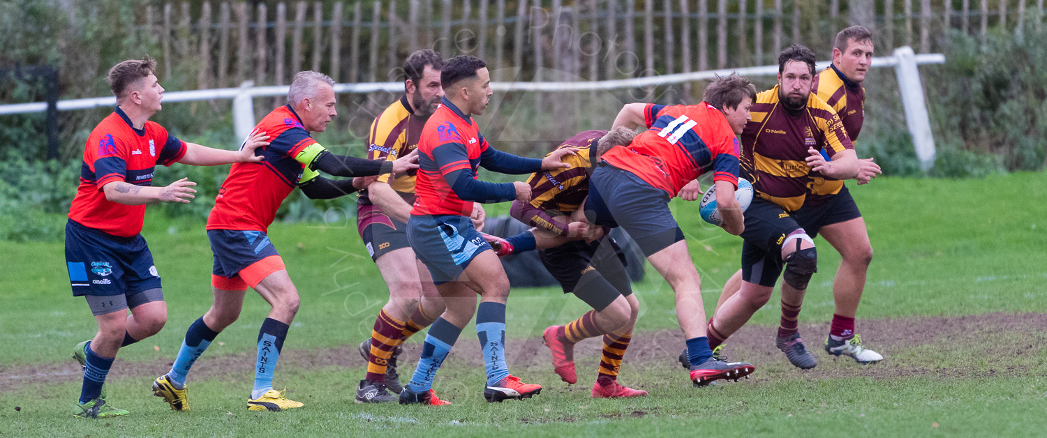 20181027 Amp Extras vs St Neots 2nd XV #2324