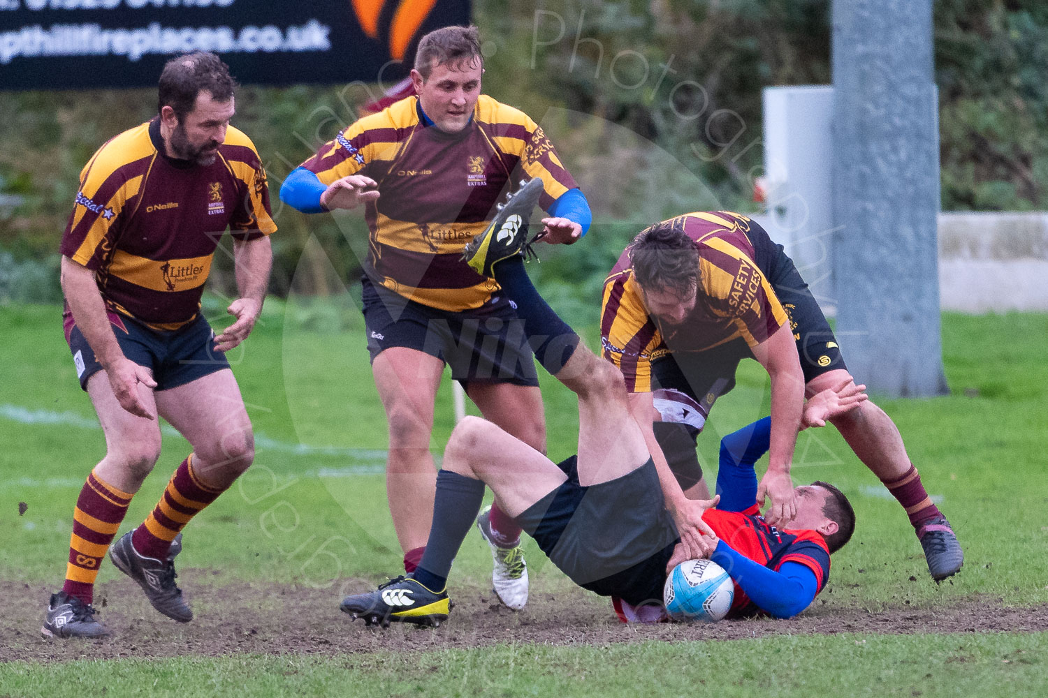 20181027 Amp Extras vs St Neots 2nd XV #2331