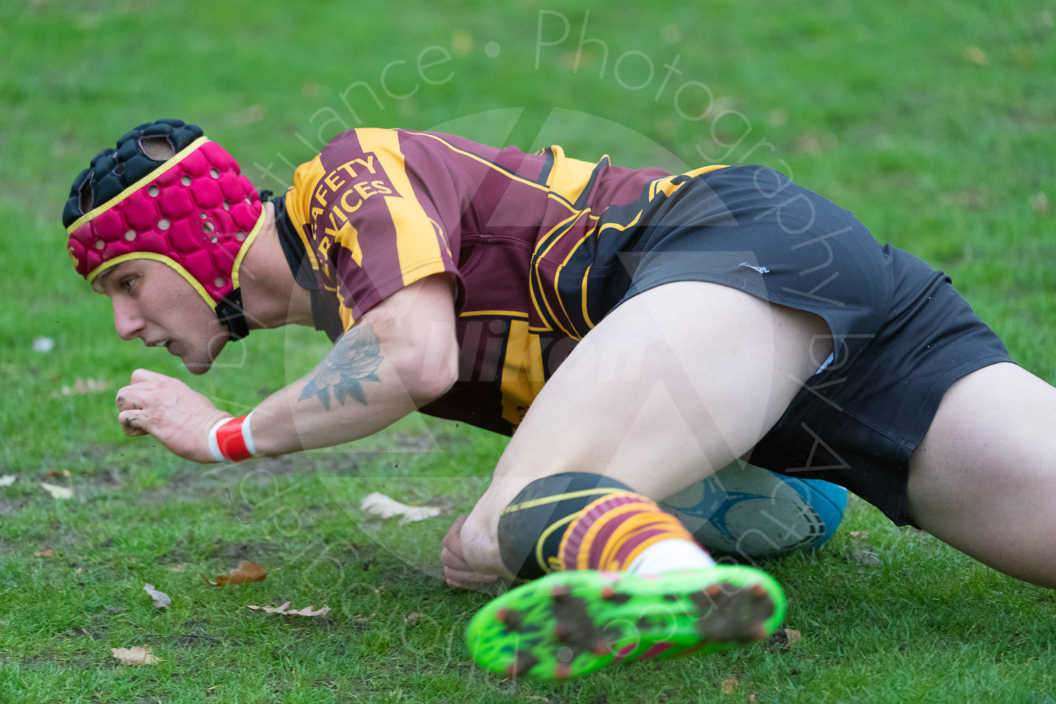 20181027 Amp Extras vs St Neots 2nd XV #2347