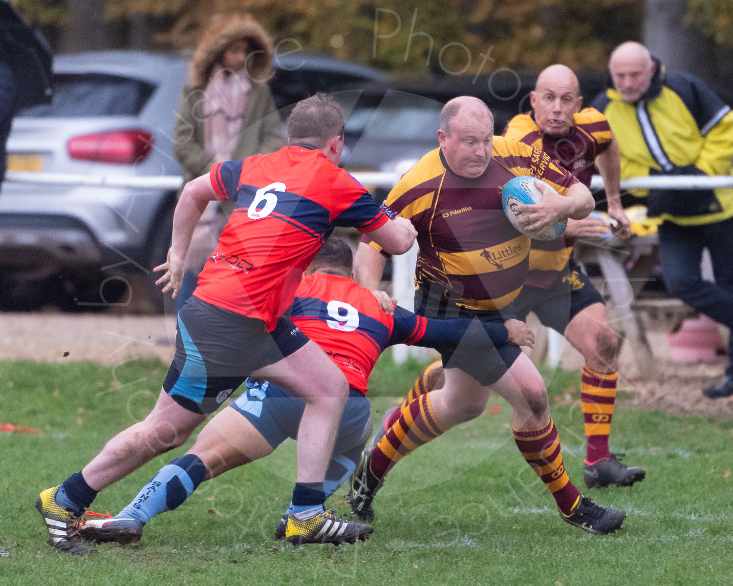 20181027 Amp Extras vs St Neots 2nd XV #2370