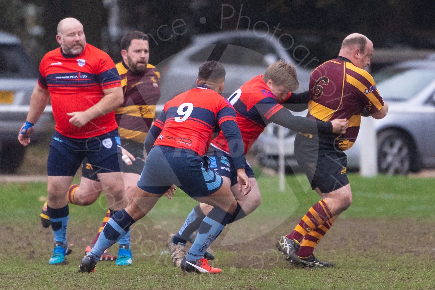 20181027 Amp Extras vs St Neots 2nd XV #2357