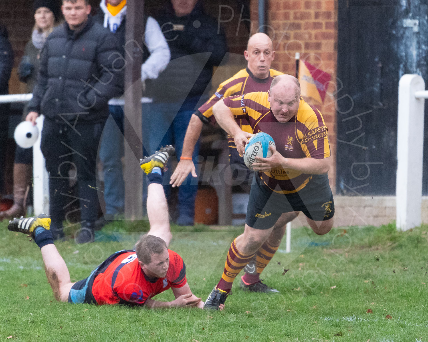 20181027 Amp Extras vs St Neots 2nd XV #2377