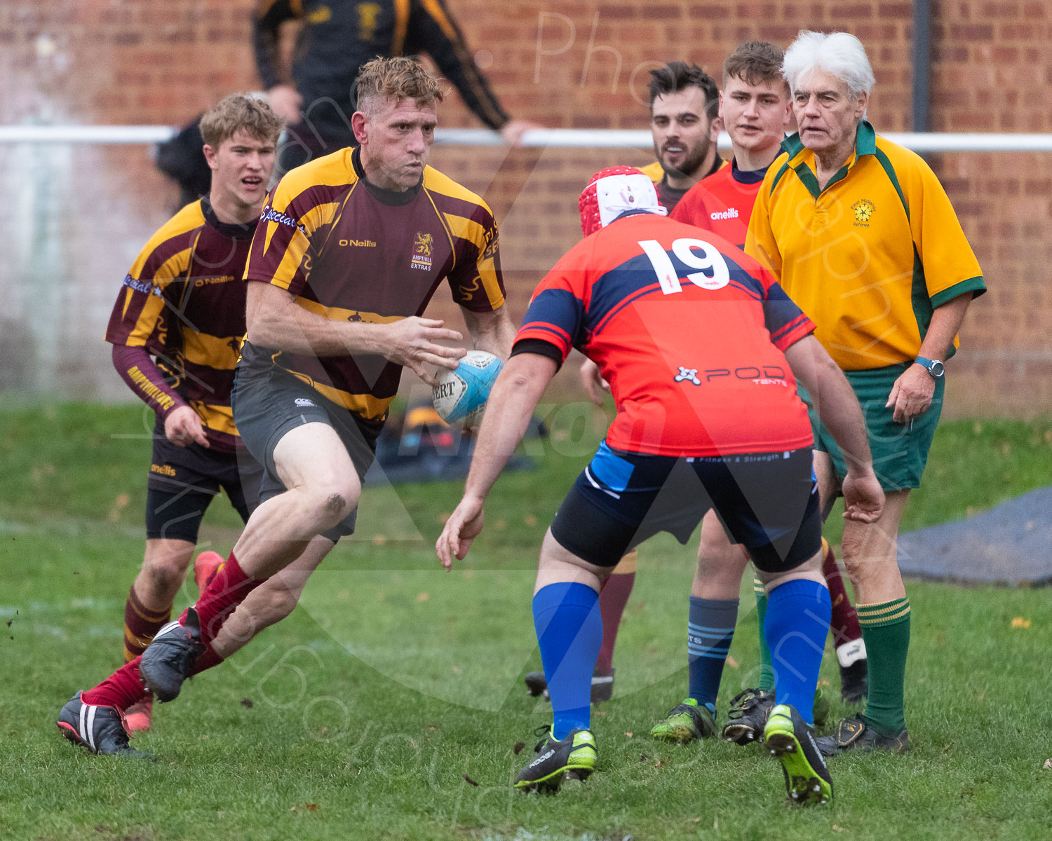 20181027 Amp Extras vs St Neots 2nd XV #2380