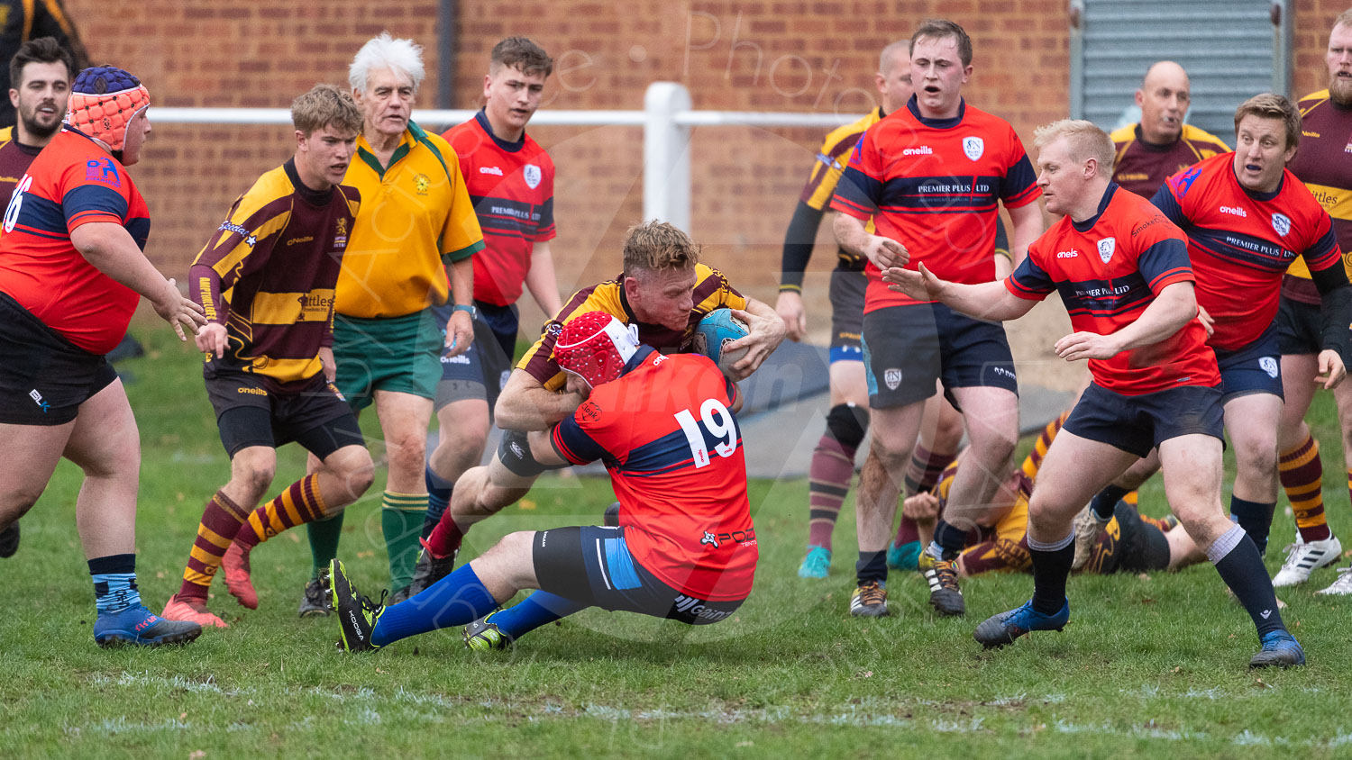 20181027 Amp Extras vs St Neots 2nd XV #2382