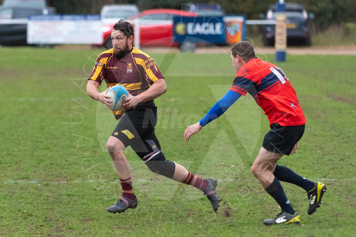 20181027 Amp Extras vs St Neots 2nd XV #2397