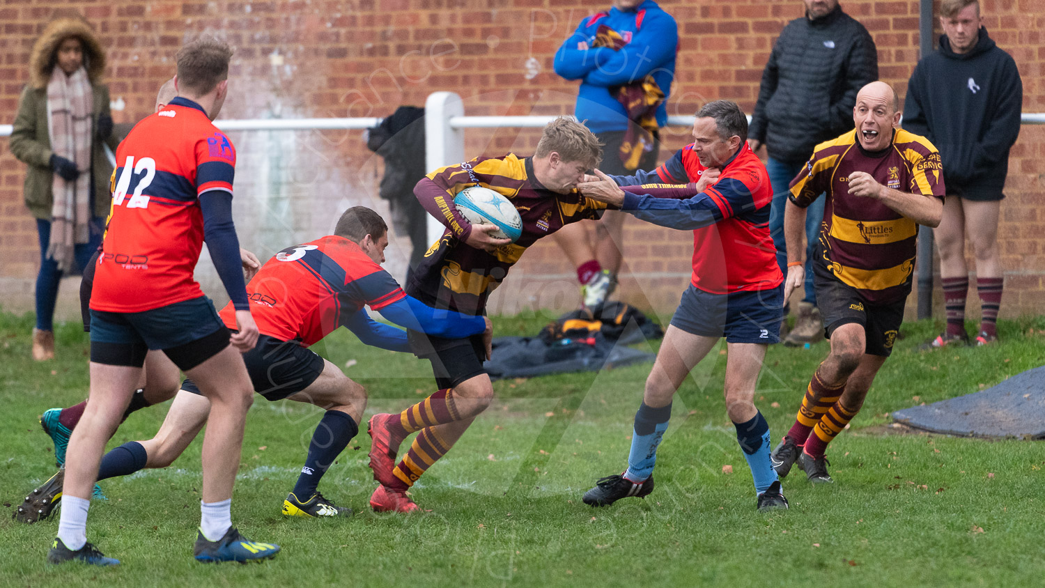 20181027 Amp Extras vs St Neots 2nd XV #2421