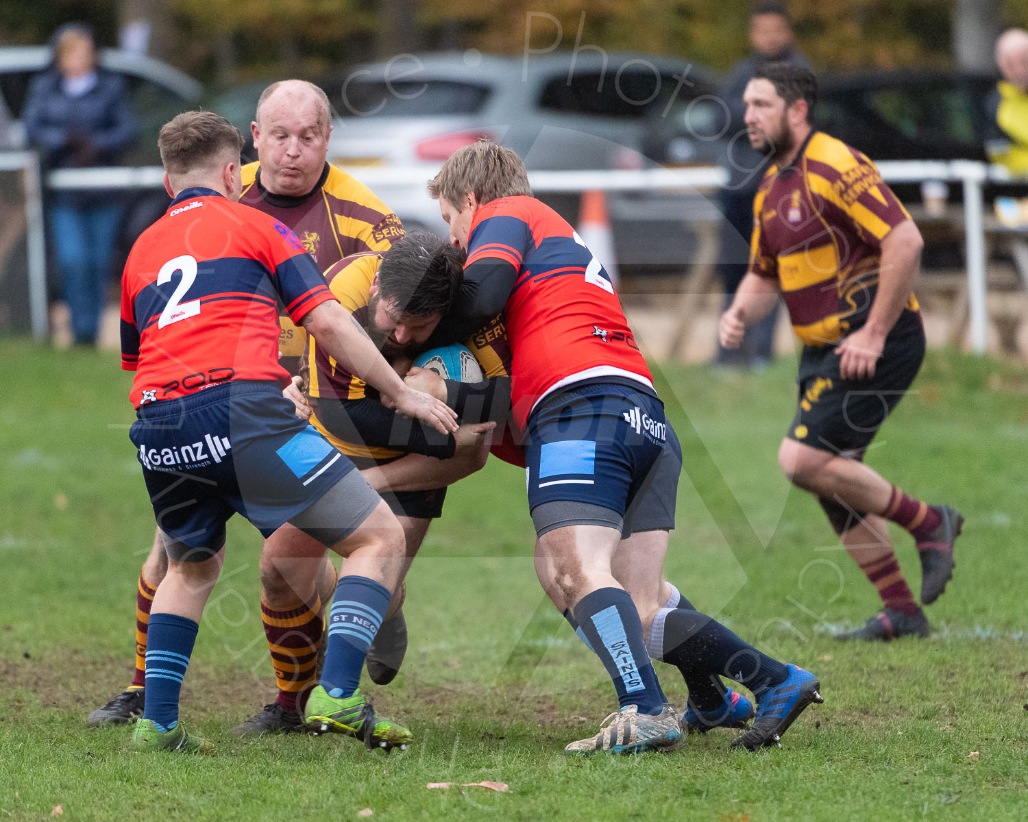20181027 Amp Extras vs St Neots 2nd XV #2427