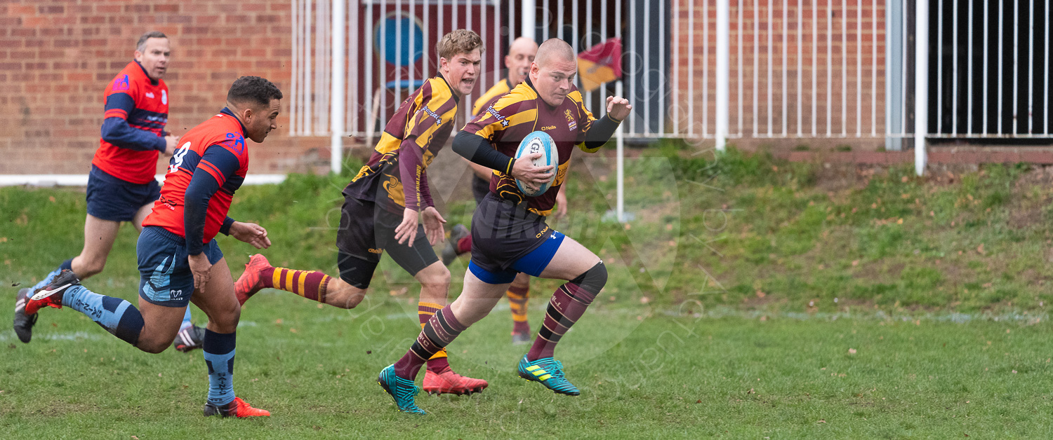 20181027 Amp Extras vs St Neots 2nd XV #2433
