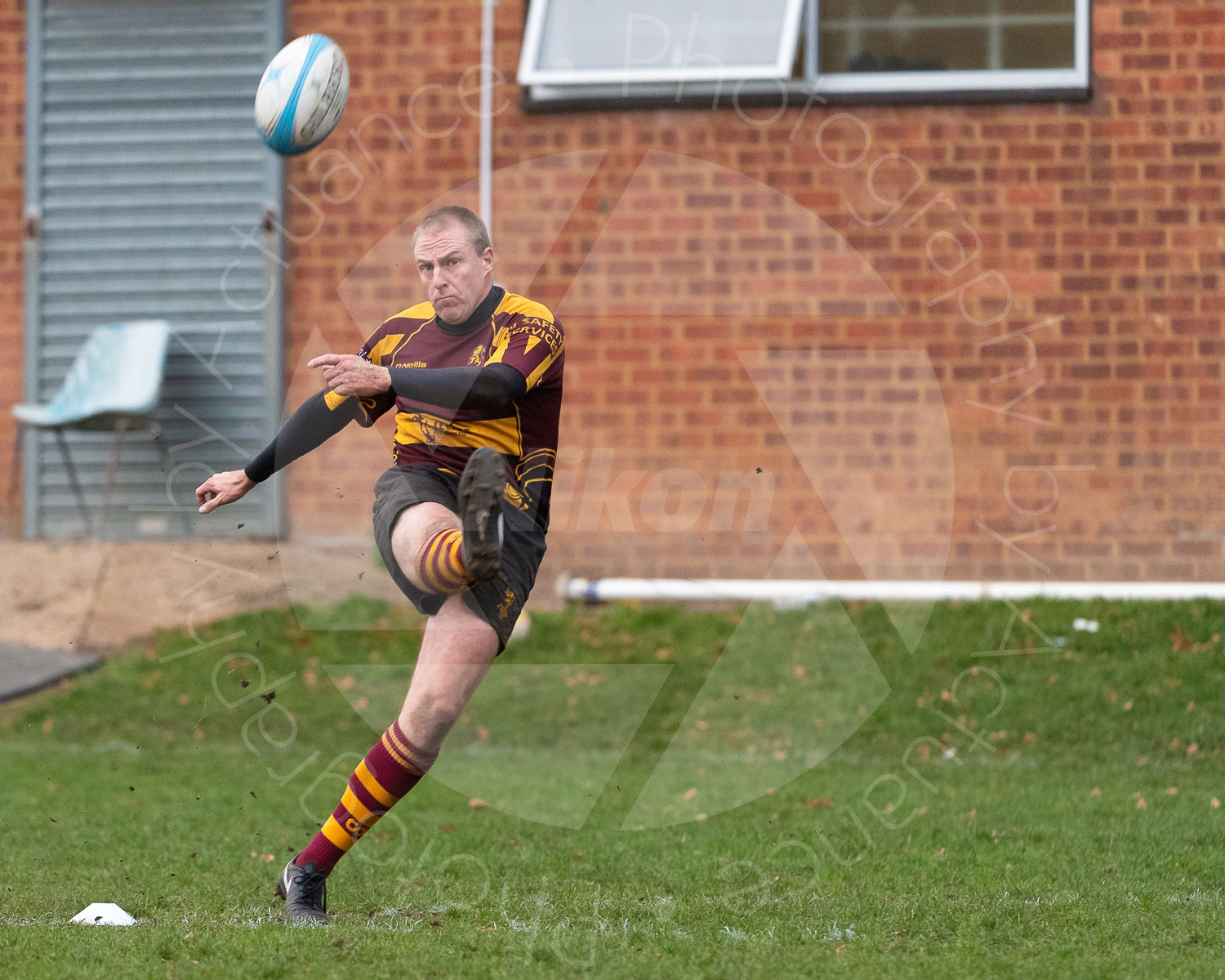 20181027 Amp Extras vs St Neots 2nd XV #2442
