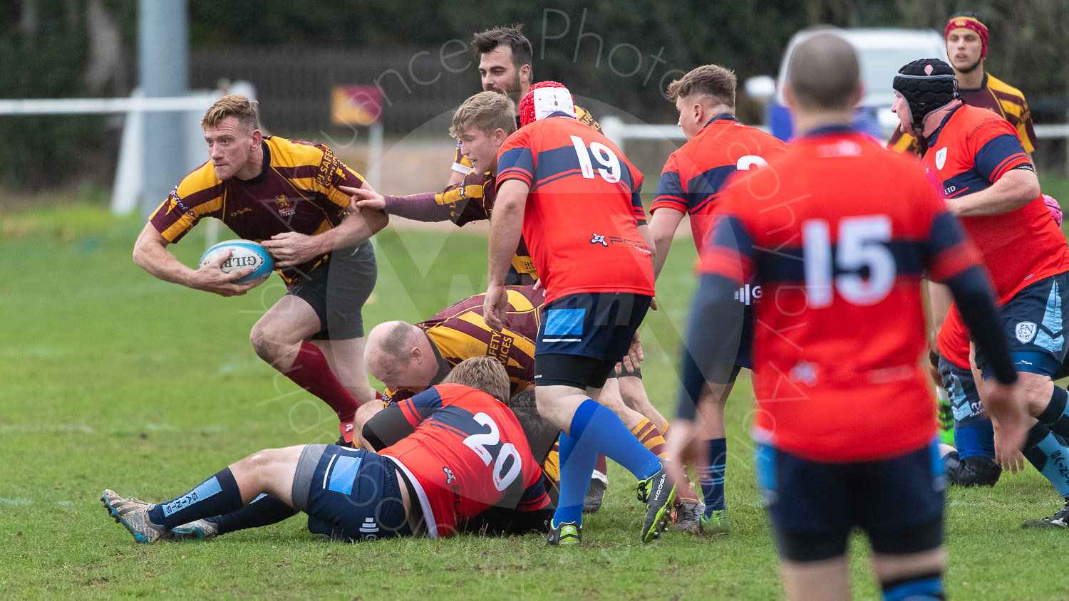 20181027 Amp Extras vs St Neots 2nd XV #2451
