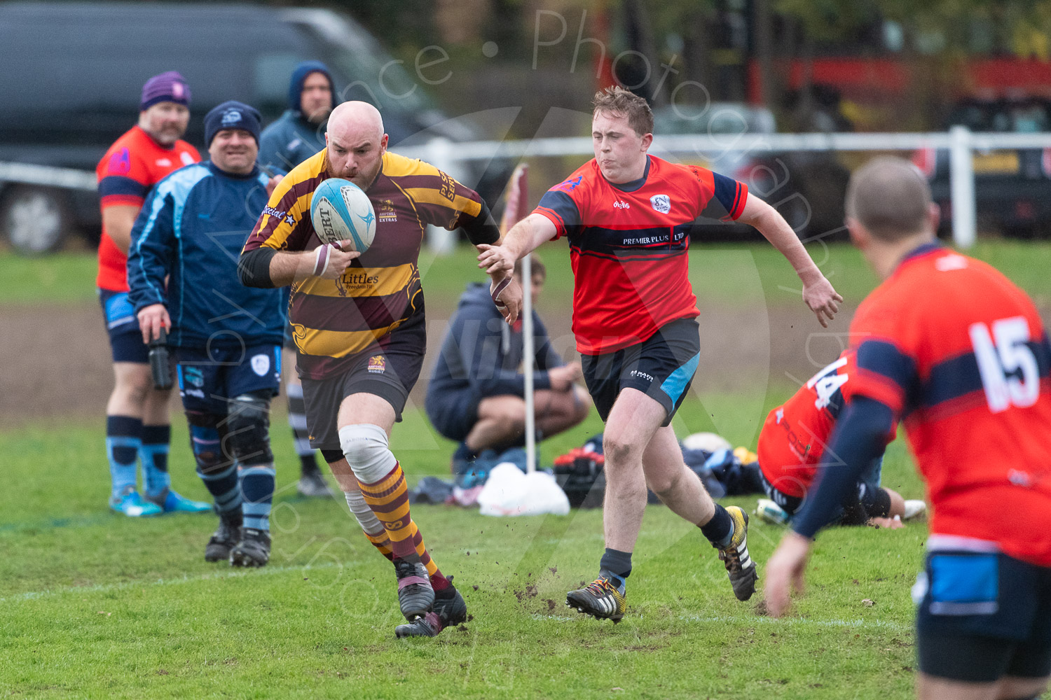 20181027 Amp Extras vs St Neots 2nd XV #2456