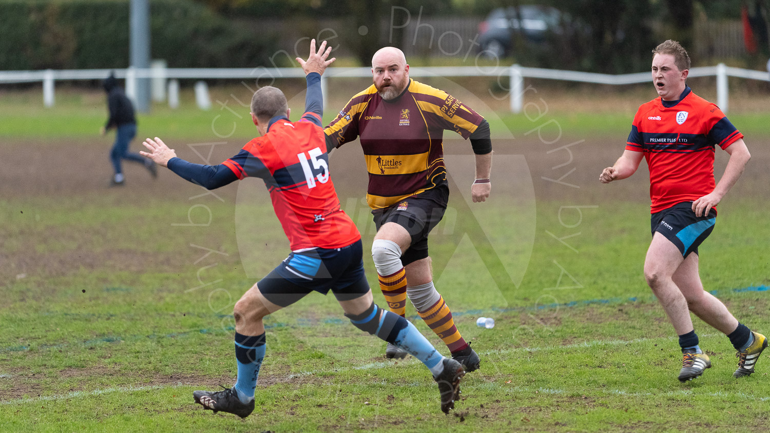 20181027 Amp Extras vs St Neots 2nd XV #2459