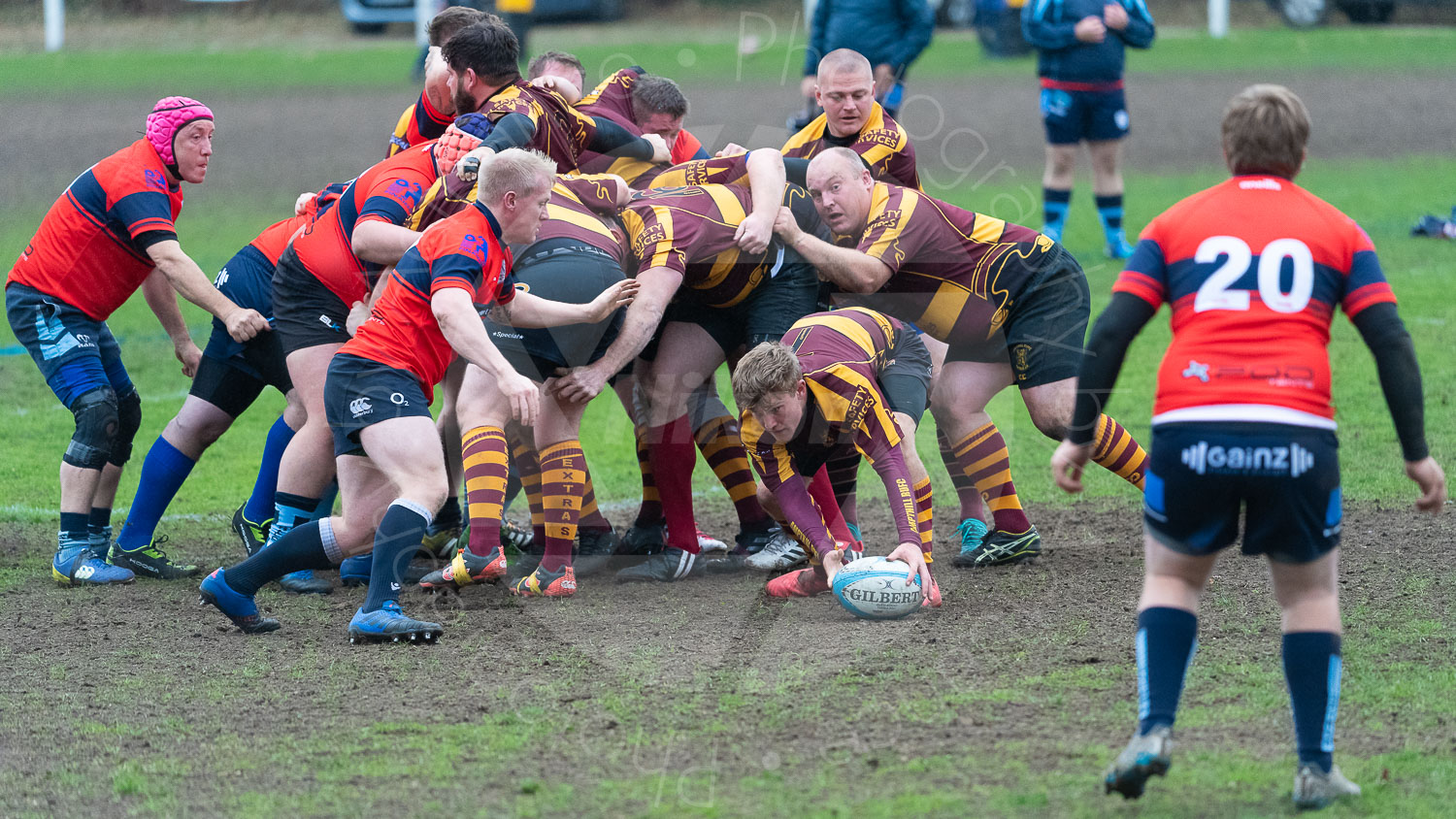 20181027 Amp Extras vs St Neots 2nd XV #2464
