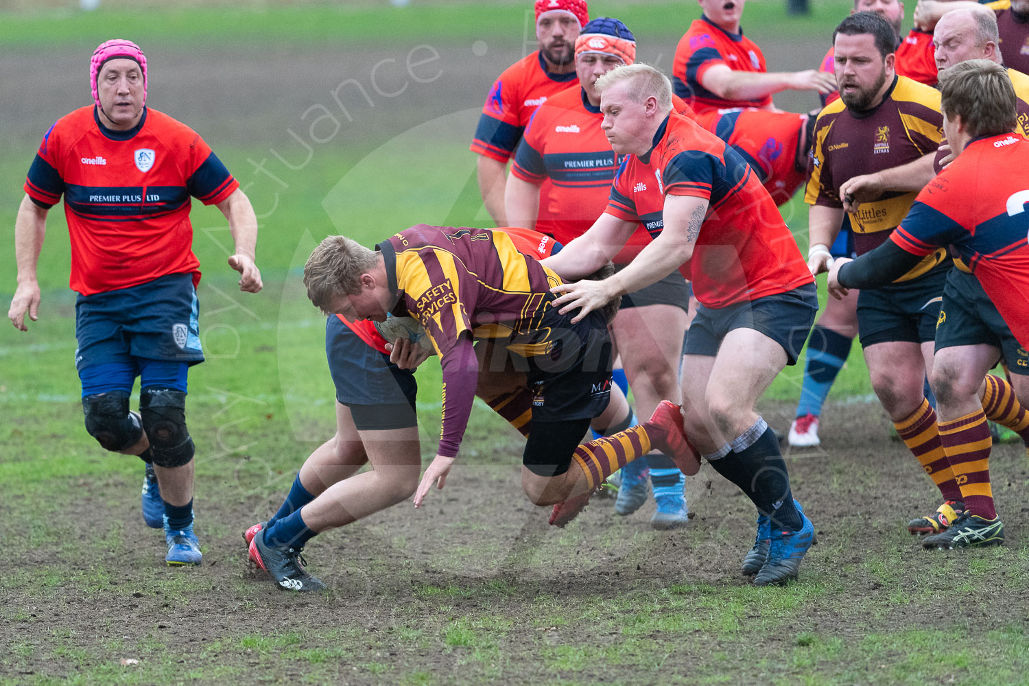 20181027 Amp Extras vs St Neots 2nd XV #2472