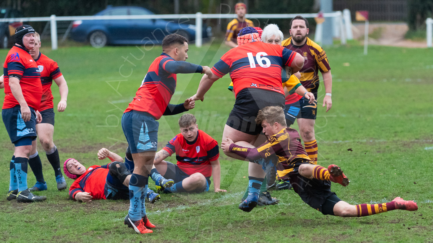 20181027 Amp Extras vs St Neots 2nd XV #2484