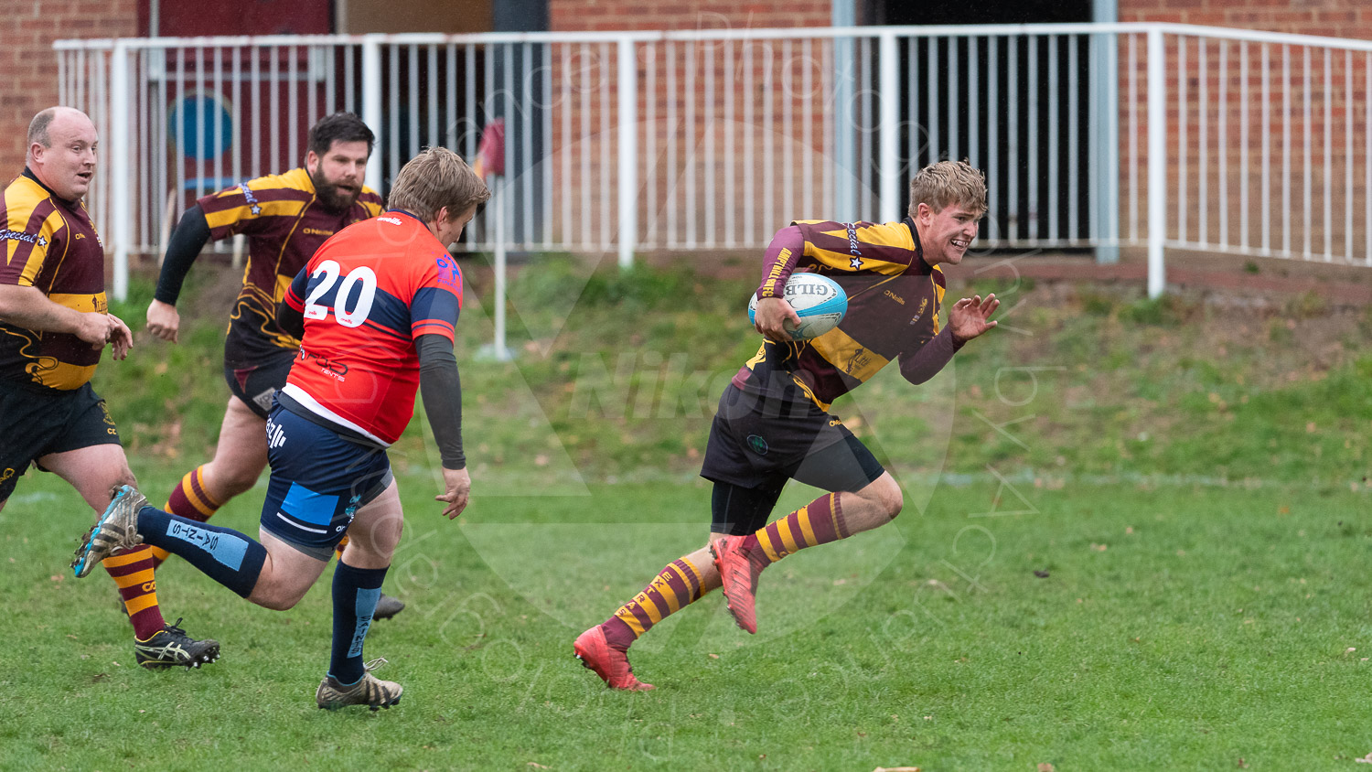 20181027 Amp Extras vs St Neots 2nd XV #2510