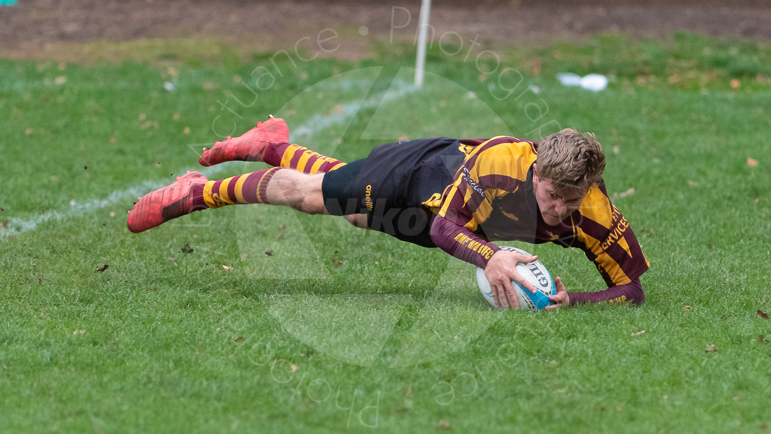 20181027 Amp Extras vs St Neots 2nd XV #2514