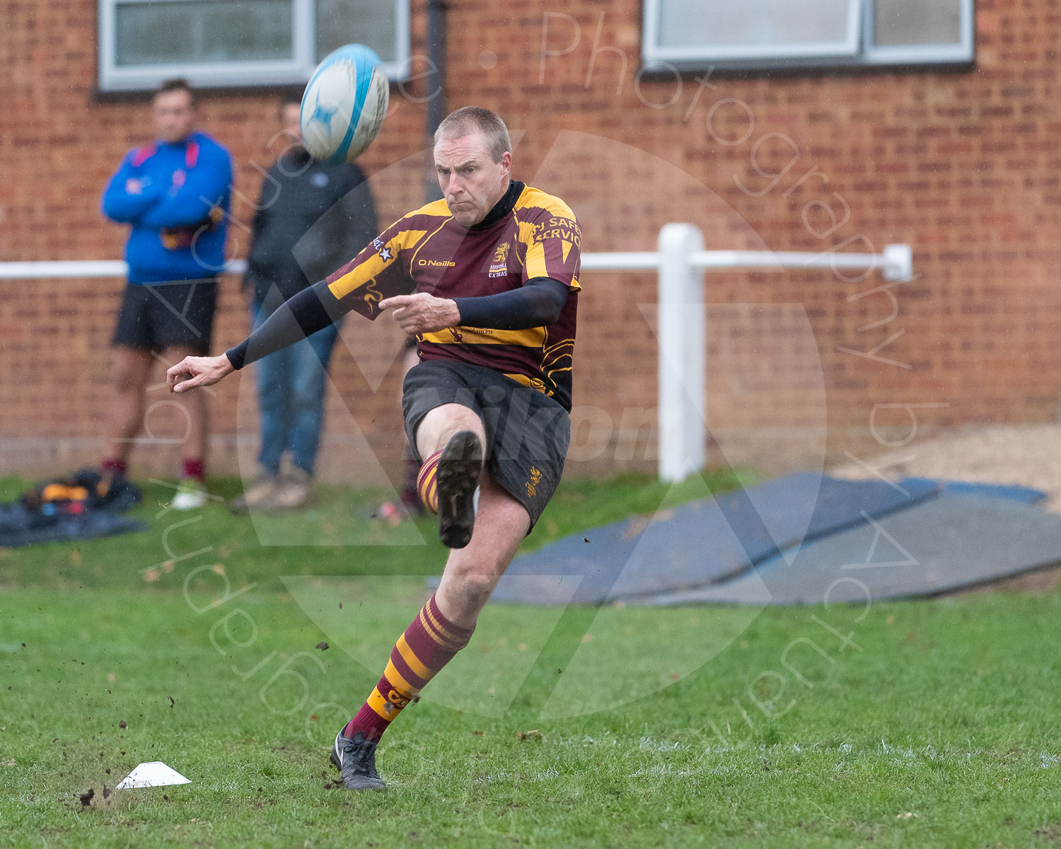 20181027 Amp Extras vs St Neots 2nd XV #2521