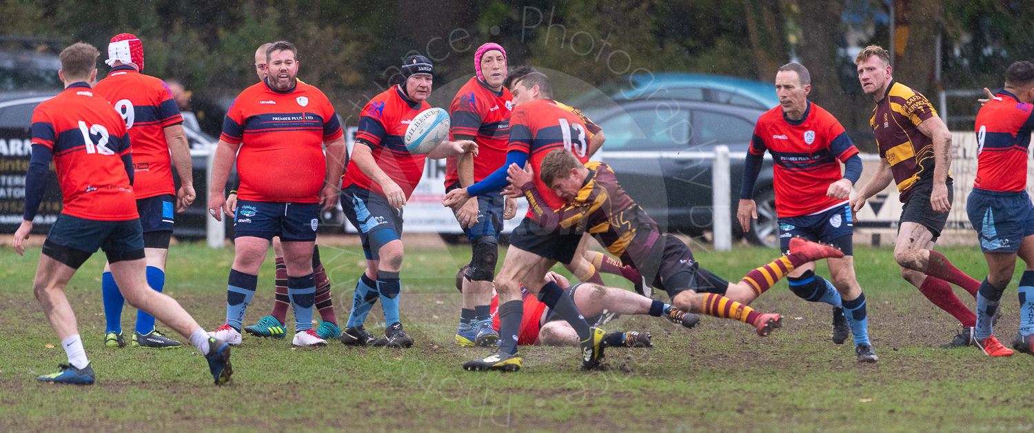 20181027 Amp Extras vs St Neots 2nd XV #2528