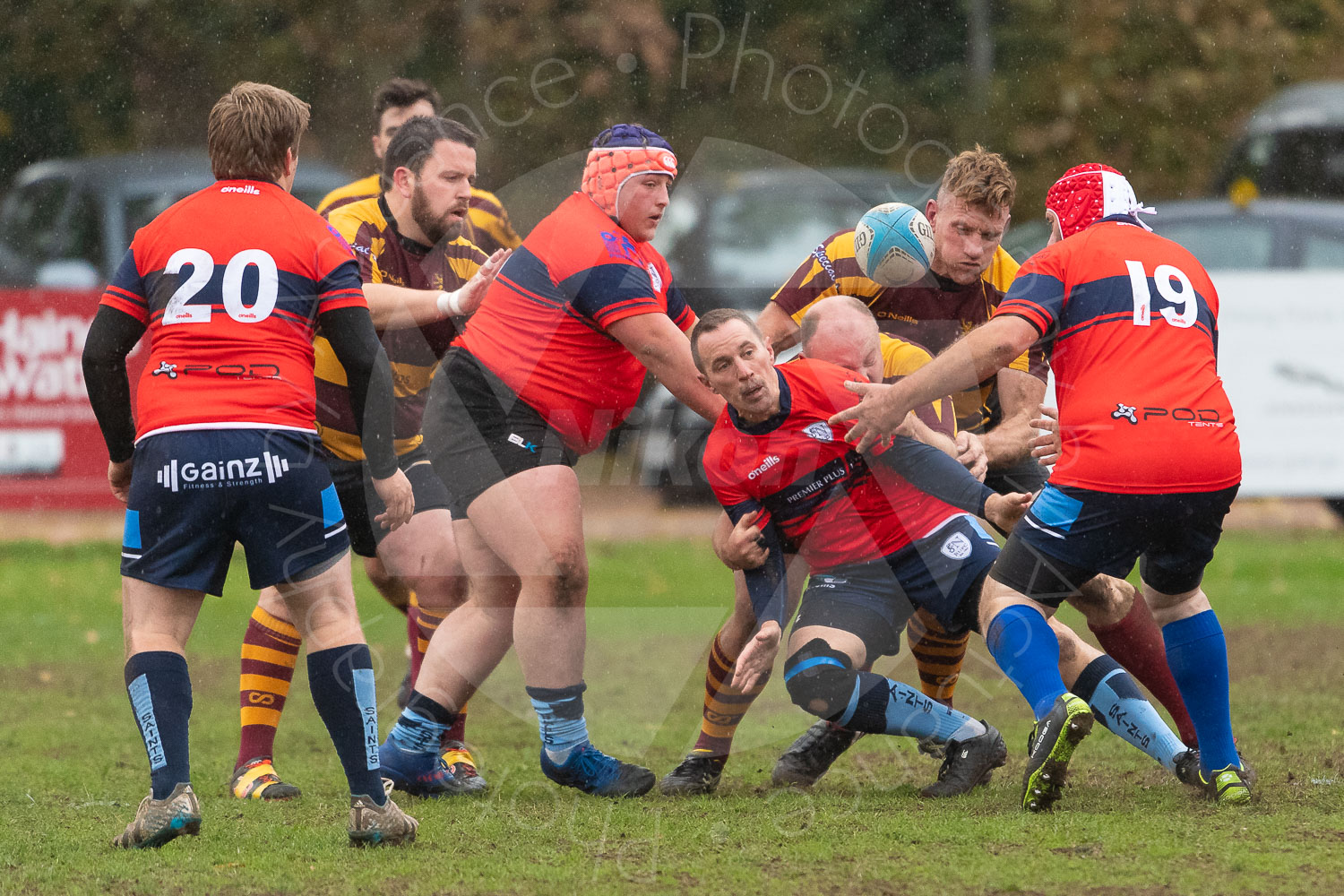 20181027 Amp Extras vs St Neots 2nd XV #2531