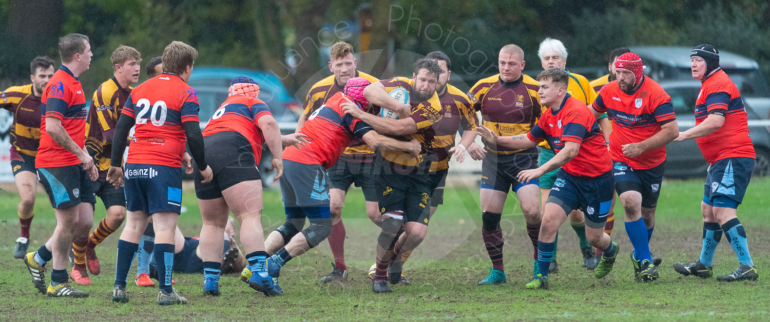 20181027 Amp Extras vs St Neots 2nd XV #2545