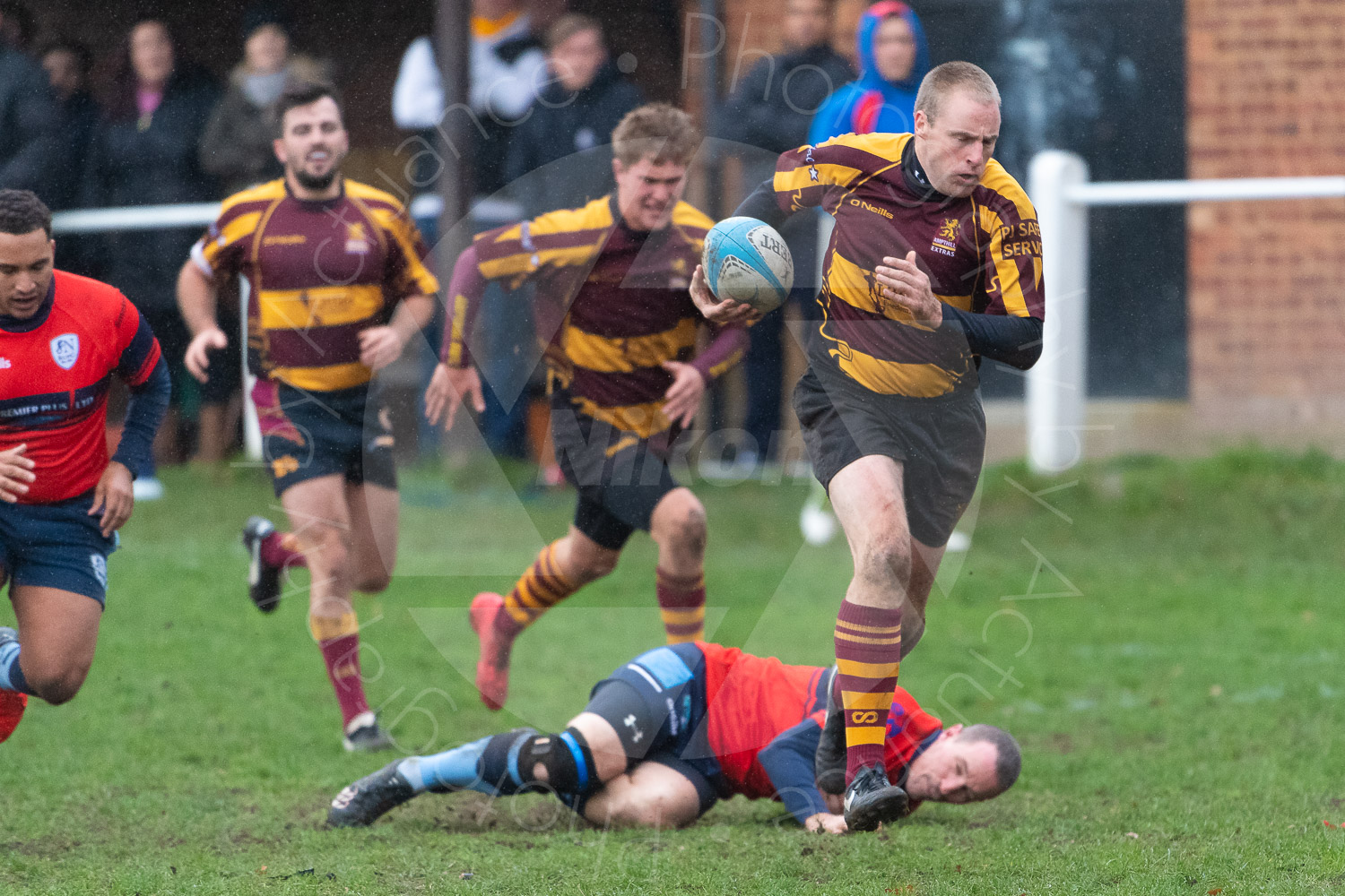 20181027 Amp Extras vs St Neots 2nd XV #2556