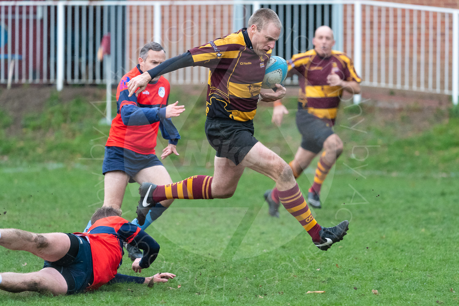 20181027 Amp Extras vs St Neots 2nd XV #2562